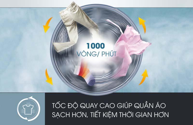 Máy giặt Electrolux EWF10844