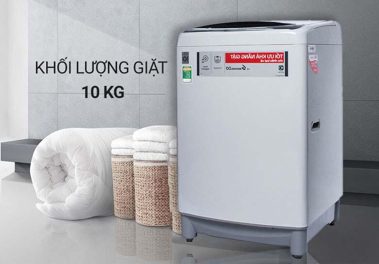Máy giặt LG 10 kg T2310DSAM 10 kg