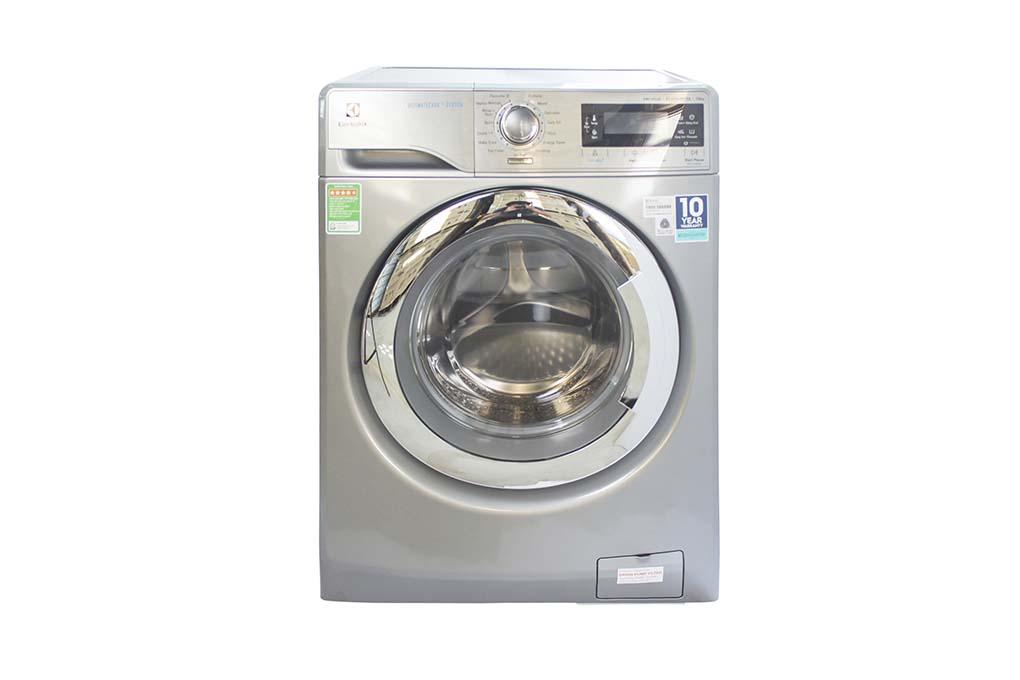 Máy giặt cửa trước có thiết kế sang trọng, hiện đại