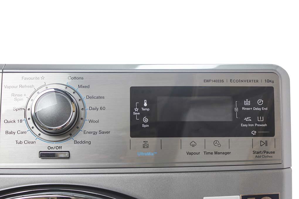 Tiện lợi với chức năng Add Cloths - thêm quần áo khi giặt