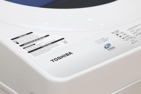 Máy giặt Toshiba 7 kg AW-A800SV WB