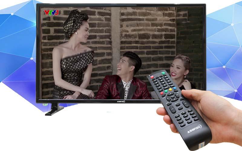 Tivi Asanzo 25 inch 25T350 - Xem truyền hình kỹ thuật số