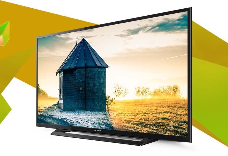 Tivi Sony 40 inch KDL-40R350D - Thiết kế tinh tế, hiện đại