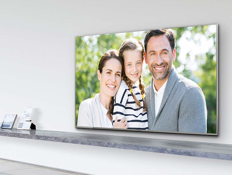 Thưởng thước các nội dung yêu thích trên màn hình lớn