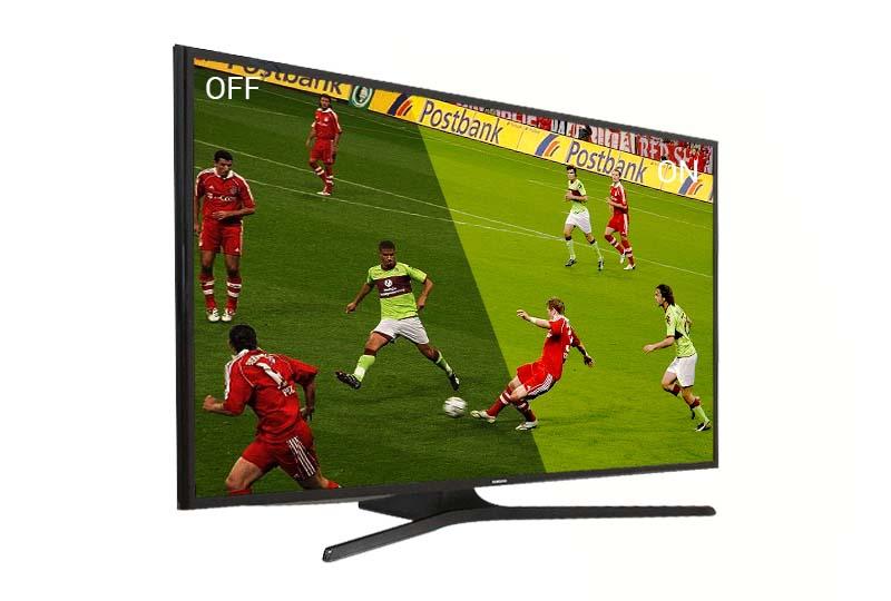 """Tivi LED Samsung UA48J5000 48 inch -  Xem bóng đá """"đã mắt"""", """"đã tai"""" hơn với chế độ thể thao"""