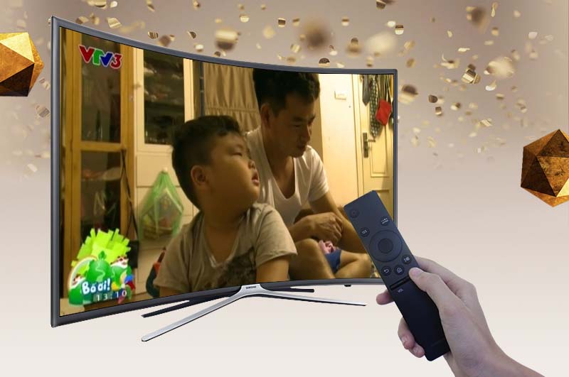 Smart Tivi Cong Samsung 49 inch UA49K6300-DVB-T2