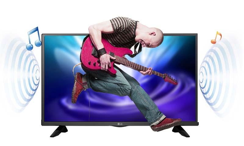 Tivi LG 43 inch 43LH511T - Âm thanh kỹ thuật số Dolby Digital