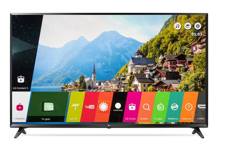 Smart Tivi LG 4K 43 inch 43UJ633T  - WebOS 3.5