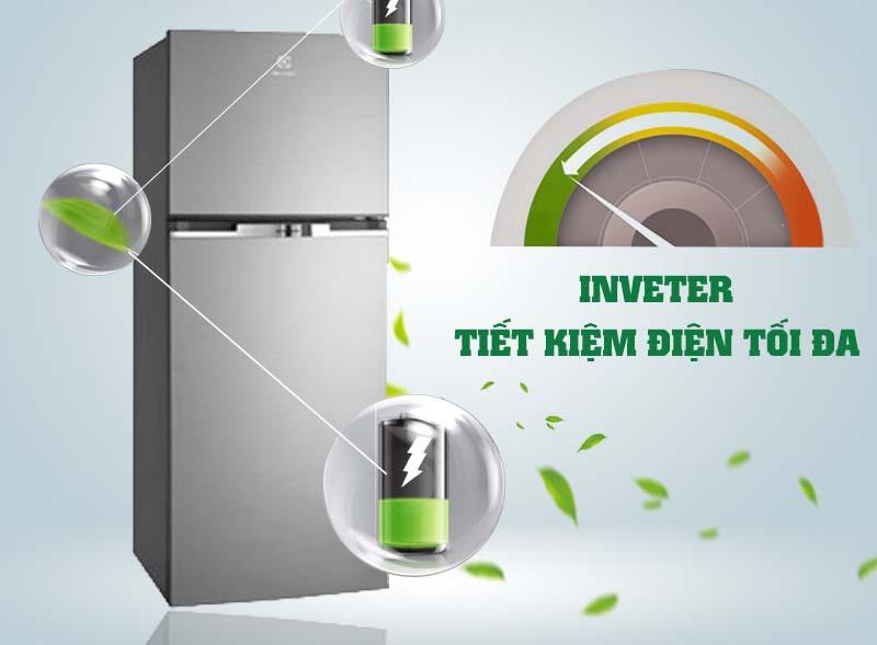 Không chỉ là một công nghệ Inverter tiết kiệm điện như bao tủ lạnh khác