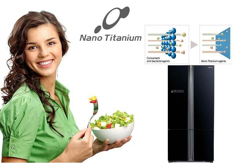 Màng lọc Nano Titanium lọc sạch vi khuẩn có kích thước nhỏ hiệu quả