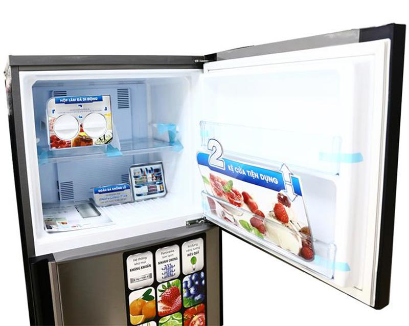 Ngăn Prime Fresh giúp bảo quản thực phẩm không cần rã đông