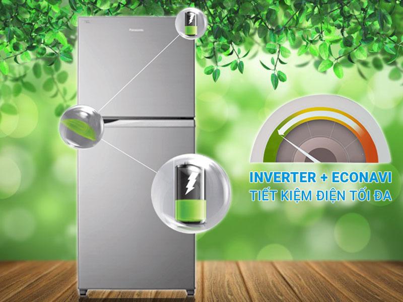 Tiết kiệm điện năng tiêu thụ với công nghệ Inverter kết hợp cảm biến Econavi