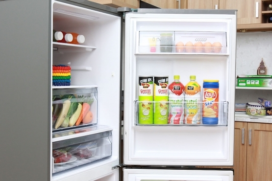 Tủ lạnh Panasonic 255 lít NR-BV288XSVN