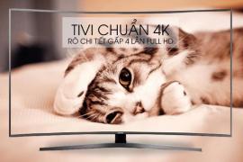 TV màn hình cong sẽ là xu hướng giải trí mới 2018
