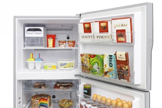 Tủ lạnh Hitachi Inverter 335 lít R-V400PGV3 SLS