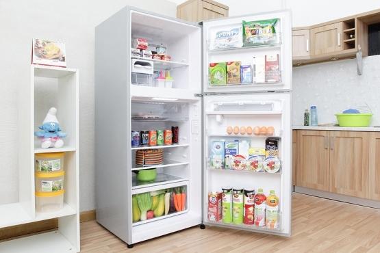 Tủ lạnh Hitachi Inverter 335 lít R-V400PGV3D SLS
