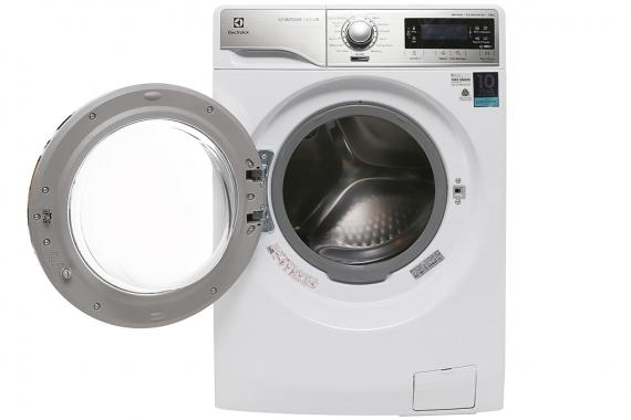 Máy giặt sấy Electrolux inverter 10 kg EWW14023