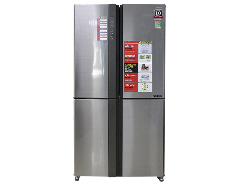 Nguyên nhân và cách khắc phục tủ lạnh Sharp rung lắc TU_LANH_SHARP_SJ-FX630V-ST1