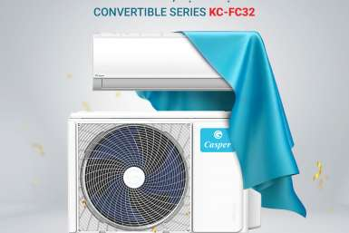 CHÀO ĐÓN DÒNG ĐIỀU HOÀ MỚI CONVERTIBLE Series KC-FC32