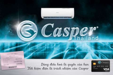 Máy lạnh Casper làm lạnh nhanh không?