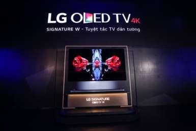 LG chiếm ưu thế trên bảng xếp hạng TV tại Mỹ