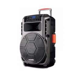 Loa 3 tấc thùng nhựa a/d/s HC-T12D