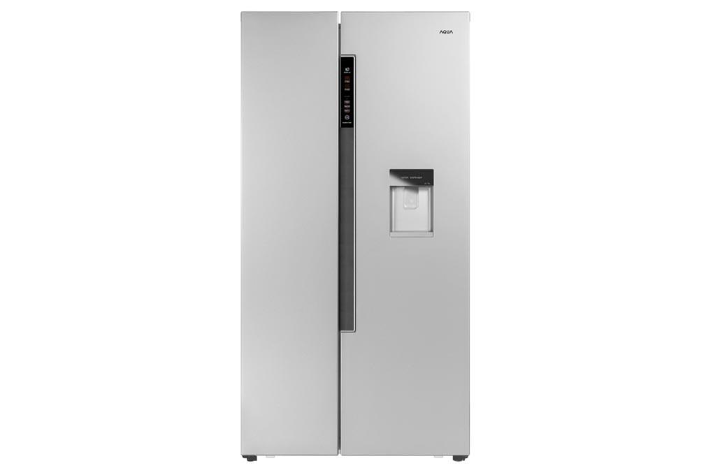Tủ lạnh Aqua Inverter 557 lít AQR-I565AS.SW