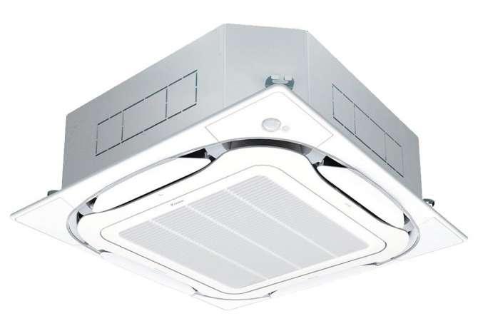 Máy lạnh âm trần Daikin FCFC140DVM Inverter (5.5Hp) - 3 Pha