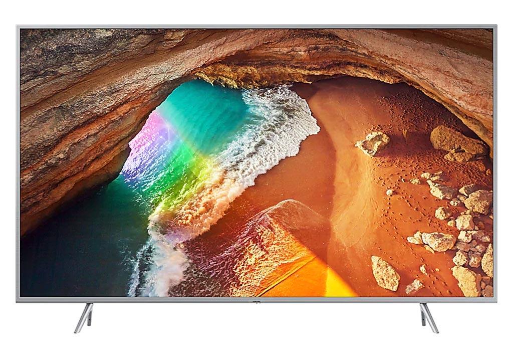 Smart Tivi Samsung 4K QLED 75 inch QA75Q65RA