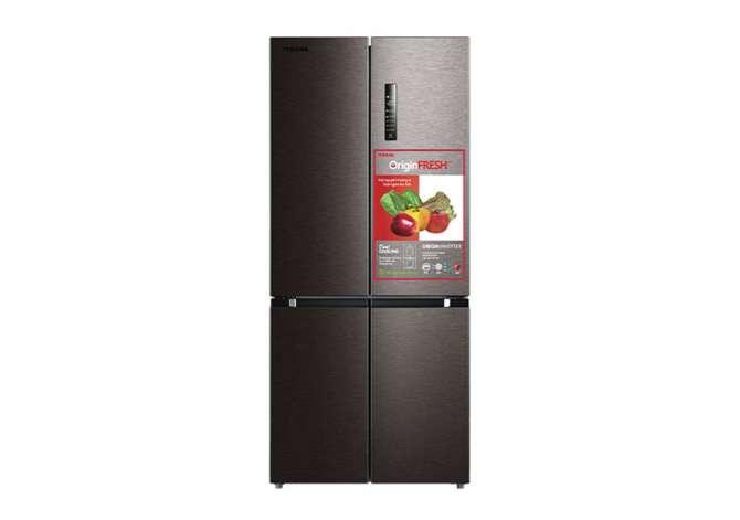 Tủ lạnh Toshiba Inverter 511 Lít 4 cửa GR-RF610WE-PMV Multi doors