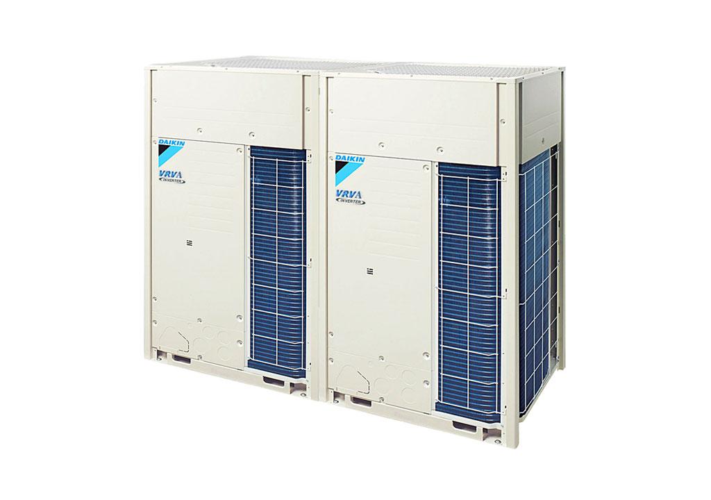 Tổ hợp dàn nóng VRV A Daikin inverter (18.0Hp) RXQ18AMYM(W) (RXQ8AYM + RXQ10AYM)