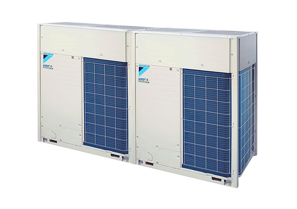 Tổ hợp dàn nóng VRV A Daikin inverter (32.0Hp) RXQ32AMYM(W) (RXQ14AYM + RXQ18AYM)