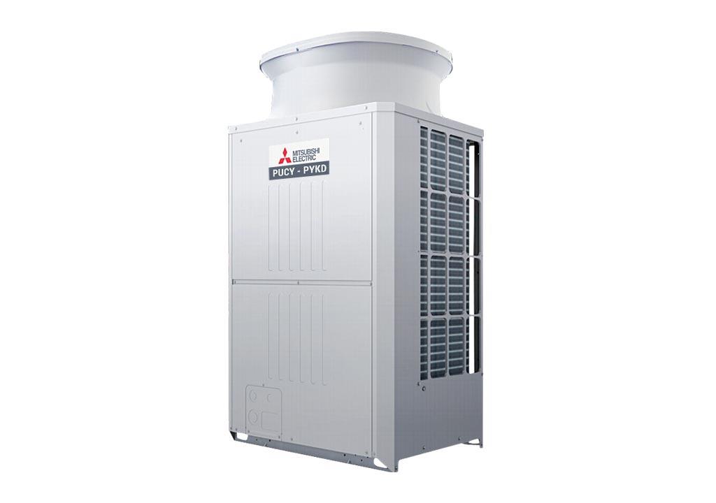 Dàn nóng giải nhiệt gió Mitsubishi Electric inverter (8.0Hp) PUCY-P200YKD.TH (-BS)