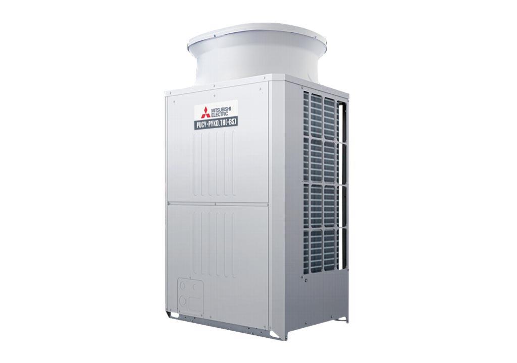 Dàn nóng giải nhiệt gió Mitsubishi Electric inverter (10.0Hp) PUCY-P250YKD.TH (-BS)