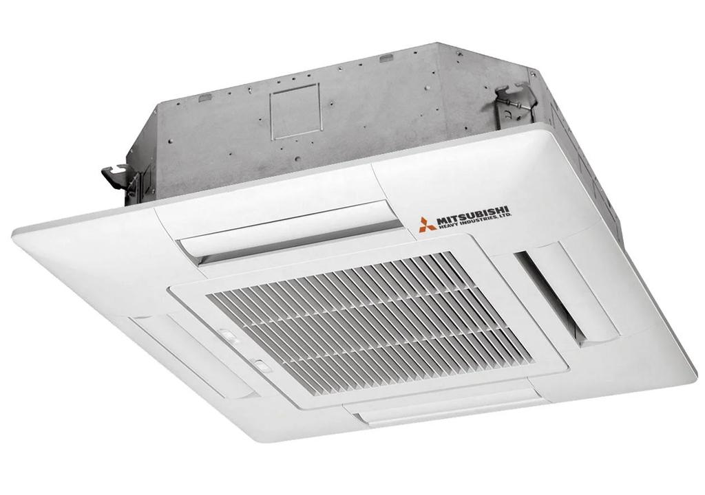Dàn lạnh âm trần nhỏ gọn VRV Mitsubishi Heavy inverter (1.0Hp) FDTC28KXE6F