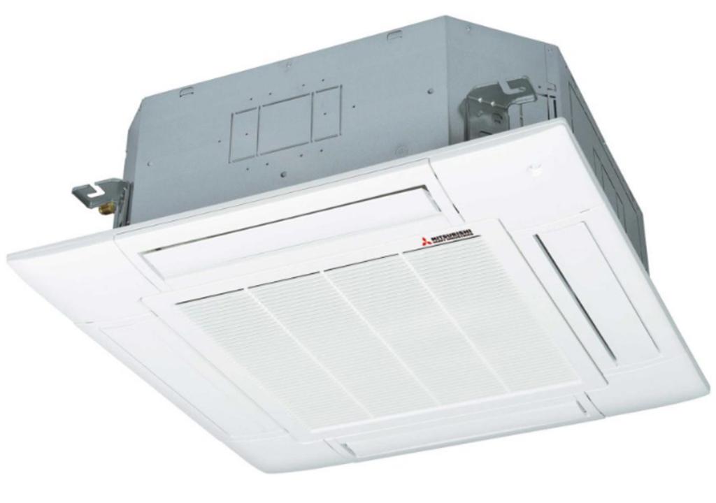 Dàn lạnh âm trần VRV Mitsubishi Heavy inverter (3.2Hp) FDT90KXZE1