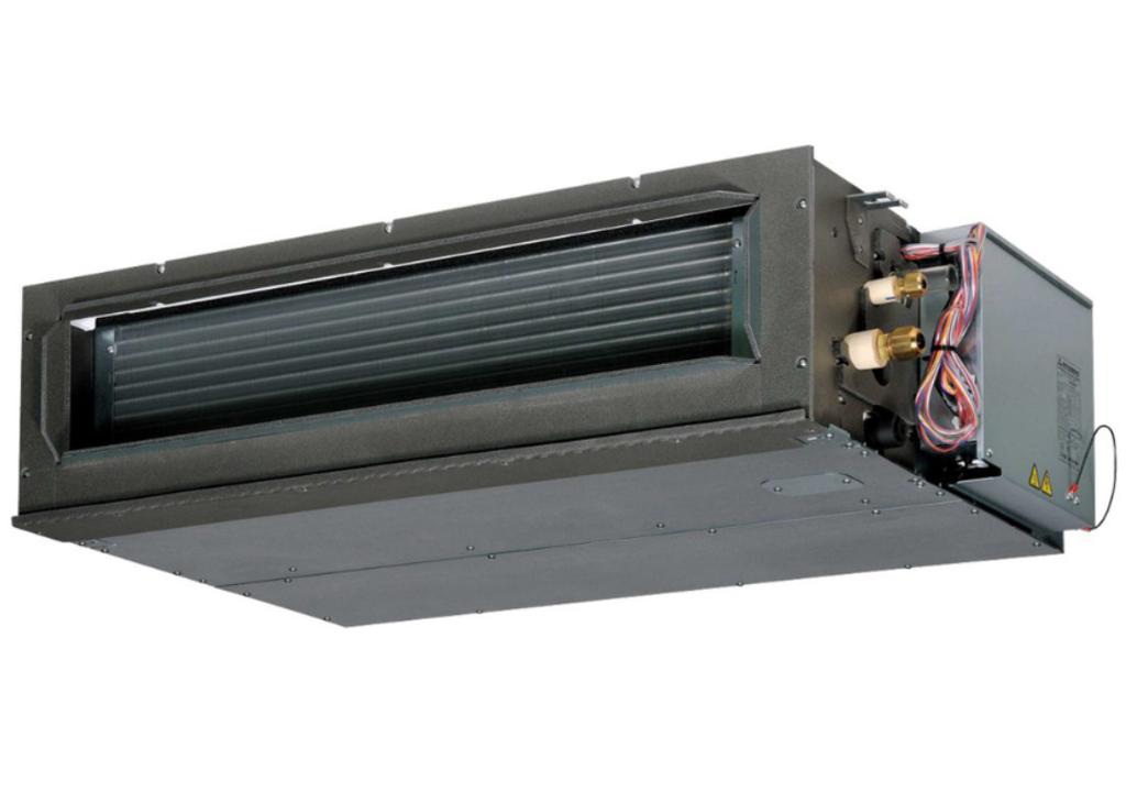 Dàn lạnh giấu trần nối ống gió VRV Mitsubishi Heavy inverter (6.0Hp) FDU160KXE6F