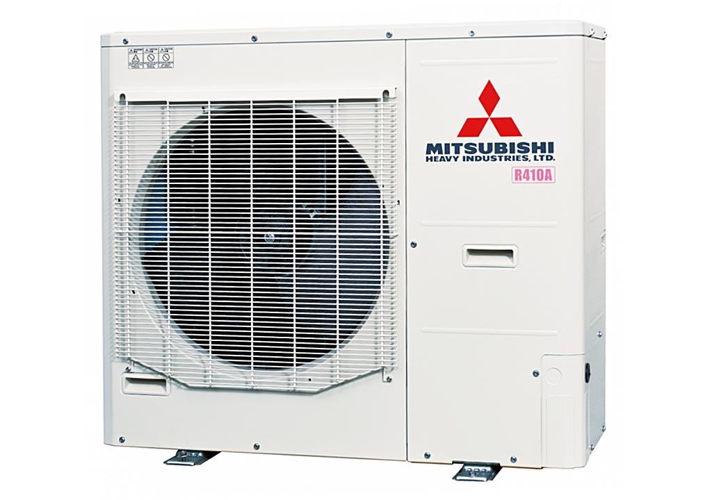 Dàn nóng VRV Mitsubishi Heavy Micro inverter (6.0Hp) FDC155KXES6 - 3 pha