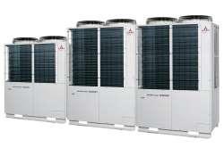 Tổ hợp dàn nóng VRV Hiệu suất cao Mitsubishi Heavy inverter (28.0Hp) FDC800KXZXE1 (FDC224KXZXE1+FDC280KXZXE1+FDC280KXZXE1)
