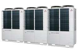 Tổ hợp dàn nóng VRV Hiệu suất cao Mitsubishi Heavy inverter (30.0Hp) FDC850KXZXE1 (FDC280KXZXE1+FDC280KXZXE1+FDC280KXZXE1)