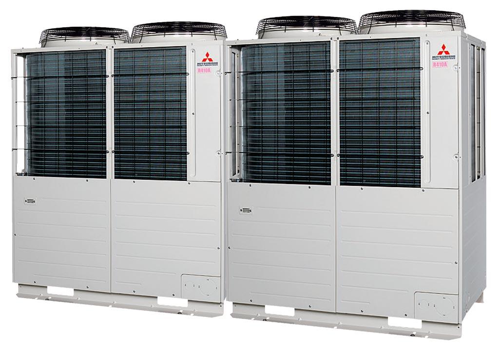 Tổ hợp dàn nóng VRV Tiêu chuẩn Mitsubishi Heavy inverter (22.0Hp) FDC615KXZE1 (FDC280KXZE1+FDC335KXZE1)
