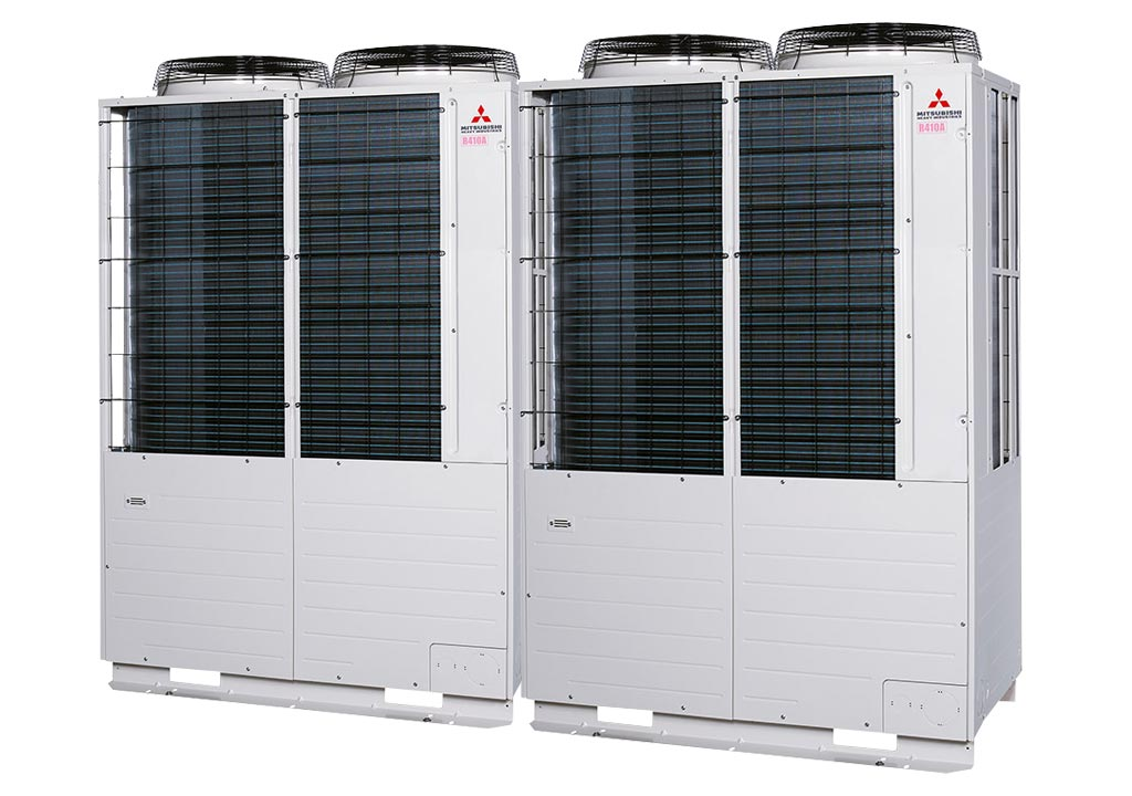 Tổ hợp dàn nóng VRV Tiêu chuẩn Mitsubishi Heavy inverter (38.0Hp) FDC1060KXZE1 (FDC500KXZE1+FDC560KXZE1)