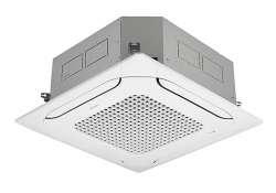 Máy lạnh âm trần 4 hướng thổi LG inverter ATNQ24GPLE7