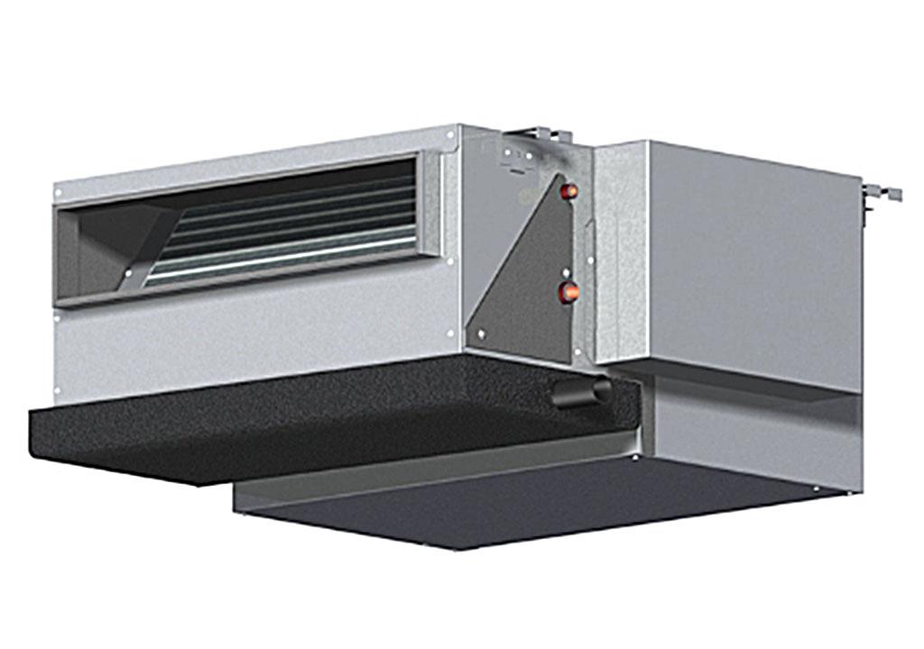 Dàn lạnh âm trần nối ống gió VRV Mitsubishi Electric inverter (0.8Hp) PEFY-P20VMR-E-L