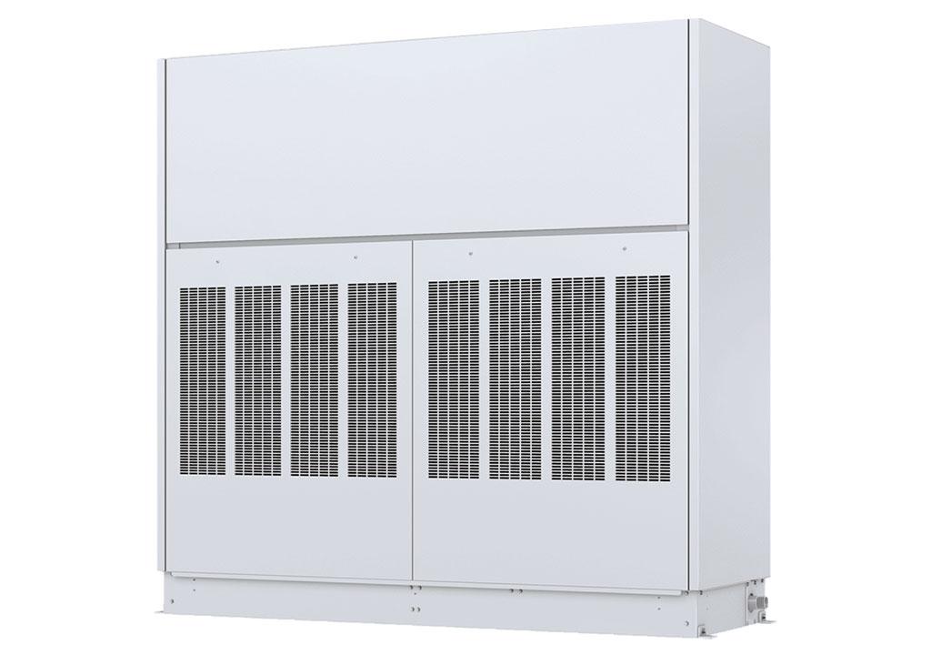 Dàn lạnh tủ đứng đặt sàn công suất lớn VRV Mitsubishi Electric inverter (16.0Hp) PFFY-P400YM-E.TH
