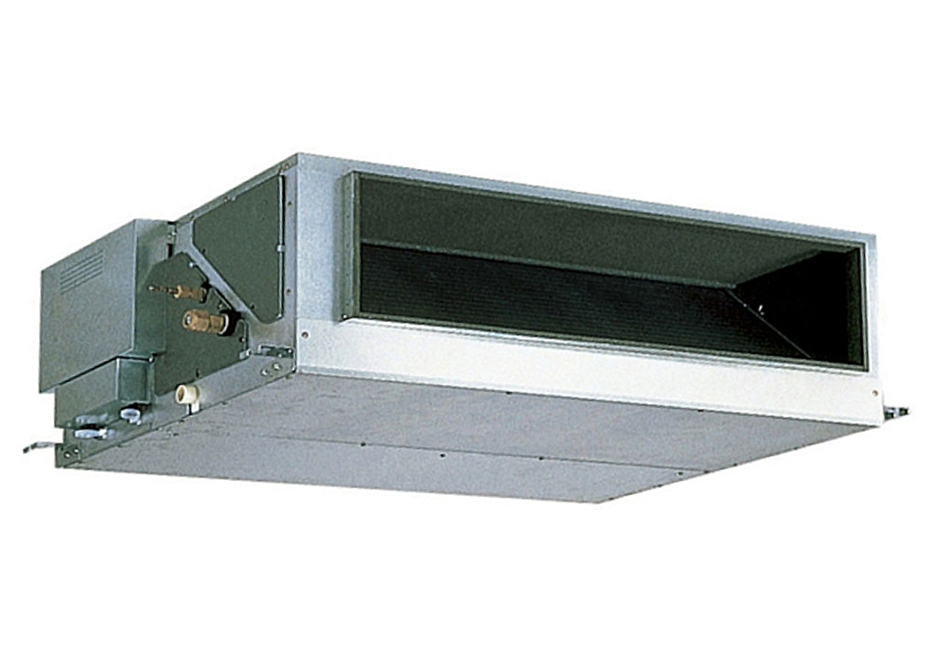 Dàn lạnh âm trần nối ống gió lấy gió tươi VRV Mitsubishi Electric inverter (3.2Hp) PEFY-P80VMH-E-F