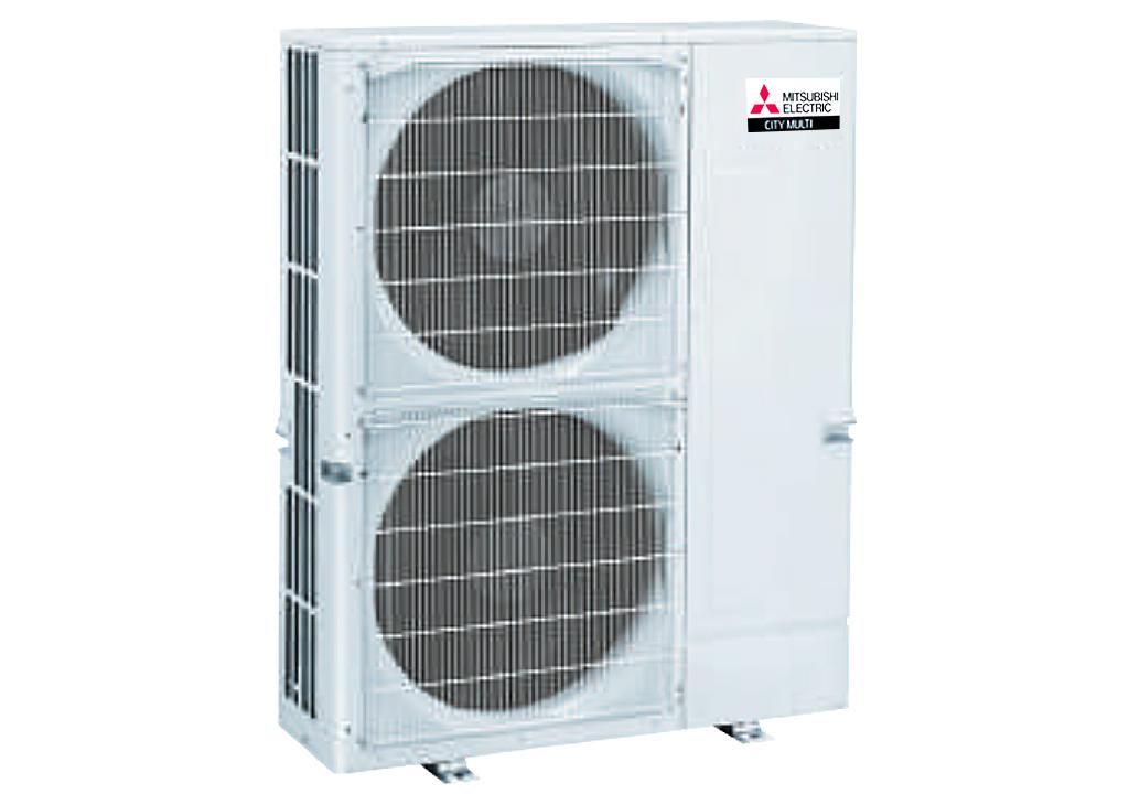Dàn nóng giải nhiệt gió Mitsubishi Electric inverter (4.5Hp) PUMY-P112YKM4 (-BS) - 3 pha