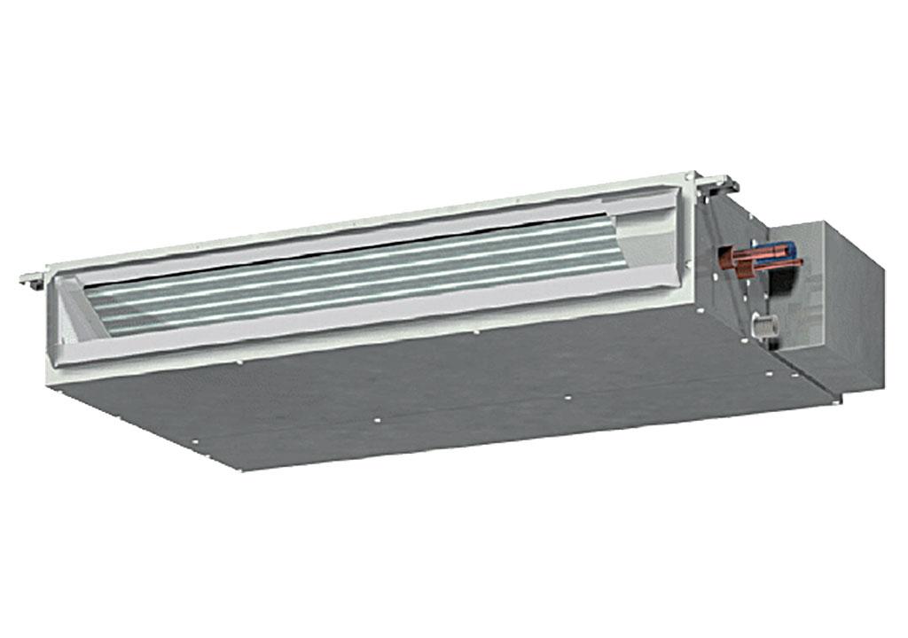 Dàn lạnh âm trần nối ống gió dạng mỏng VRV Mitsubishi Electric inverter (1.0Hp) PEFY-P25VMS1(L)-E.TH