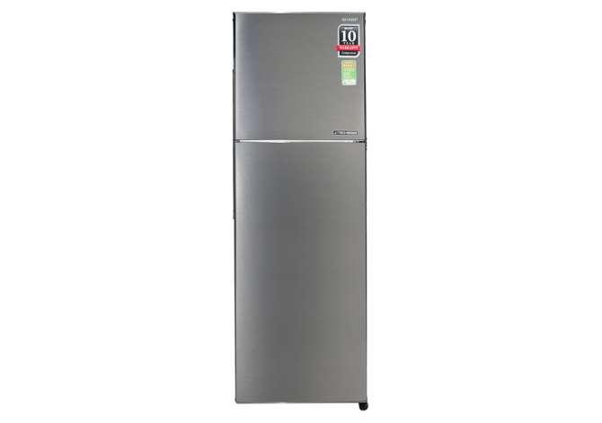 Tủ lạnh Sharp Inveter 253 lít SJ-X281E-SL