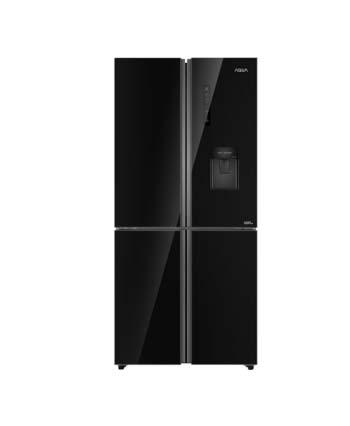 Tủ lạnh Aqua Inverter 456 lít AQR-IGW525EM.GB